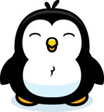 Pinguim do bebê dos desenhos animados Imagem de Stock