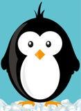 Pinguim dos desenhos animados Fotografia de Stock
