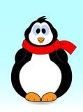 Pinguim engraçado Fotografia de Stock