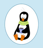 Pinguin Stockfoto