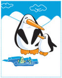 Pinguin-2 Royalty Free Stock Photography
