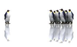 Pinguine Lizenzfreie Stockbilder