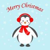 Pinguinikone Lizenzfreie Stockfotografie