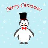 Pinguinikone Lizenzfreies Stockfoto