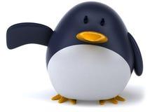 Pinguino Fotografie Stock Libere da Diritti