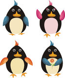 Pinguins Illustration Libre de Droits