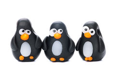 Pinguins Royaltyfria Foton