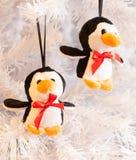 Pinguins do luxuoso imagem de stock royalty free