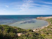 Pingvinöbeskydd parkerar, västra Australien Royaltyfri Fotografi