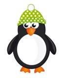 Pingwin kreskówka Zdjęcia Stock