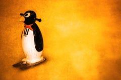 Pingwin samotny jest Obrazy Stock