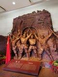 PingXingGuan Battle Victory Memorial Hall Stock Images