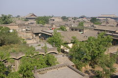 Pingyao ancient city Stock Image