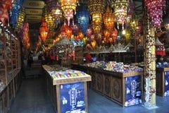 Pingyao antyczny miasto mały biznes zdjęcie royalty free