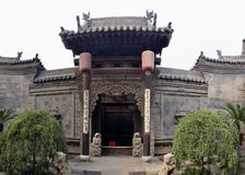 Pingyao oude stad Stock Afbeelding