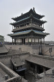 Pingyao south gate Stock Image