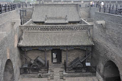 Pingyao south gate Stock Photography