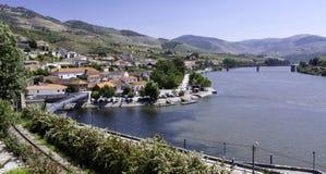 Pinhao, Portugal Imagem de Stock Royalty Free