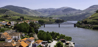 Pinhao, Portugal Royalty Free Stock Photo