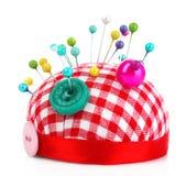 Pinheads coloridos Imagem de Stock Royalty Free
