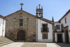 Pinhel —kyrka av förskoning royaltyfria foton