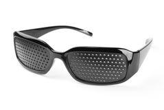 Pinhole glasses Royalty Free Stock Image