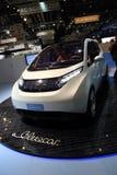 Pininfarina Bluecar Stock Image