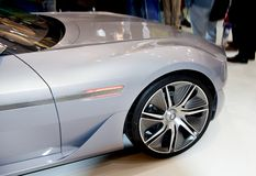 Pininfarina Design - The Cambiano Royalty Free Stock Image