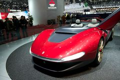Pininfarina Ferrari Sergio 2014 Stock Photos
