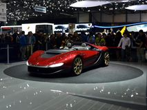 Pininfarina Sergio Geneva 2013 Royalty Free Stock Photo