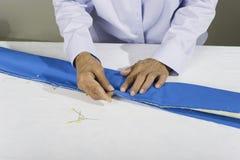 pining подушки случая трубчатый Стоковая Фотография RF