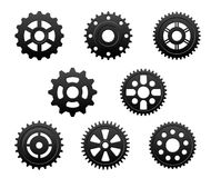 Pinions and gears set Stock Photography