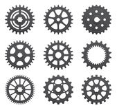 Pinions And Gears Stock Images