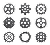 Pinions And Gears Stock Photography
