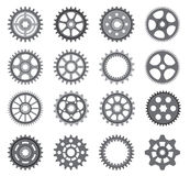 Pinions And Gears Royalty Free Stock Image