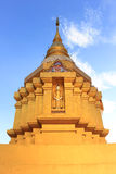 Pinitphrasart Temple Front View Royalty Free Stock Photography