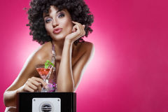 Pink Royalty-vrije Stock Afbeelding
