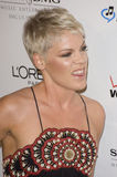 Pink. At the Clive Davis pre-Grammy Party at the Beverly Hilton Hotel. February 11, 2007  Beverly Hills, CA Picture: Paul Smith / Featureflash Royalty Free Stock Photo