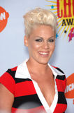 Pink. Singer PINK at the 2006 Nickelodeon Kids Choice Awards at UCLA, Los Angeles. April 1, 2006  Los Angeles, CA.  2006 Paul Smith / Featureflash Stock Photography