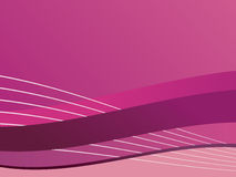 Pink abstract background Stock Photography