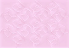 Pink abstract background. With a beautiful pattern stock images