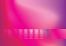 Pink abstract background Stock Photo