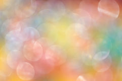 Pink Abstract Background Stock Image