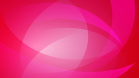 Pink abstract background. Abstract background of curved lines in pink colors stock illustration