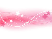 Pink abstract background Royalty Free Stock Photography