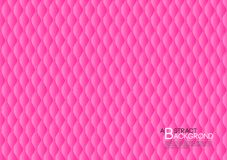 Pink abstract background vector illustration, cover template layout, business flyer, Leather texture luxury. Can be used in annual report cover design, book Royalty Free Stock Image