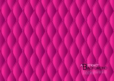 Pink abstract background vector illustration, cover template layout, business flyer, Leather texture luxury. Can be used in annual report cover design, book Royalty Free Stock Photo