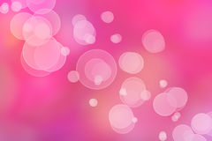 Pink abstract blurred background Stock Photos