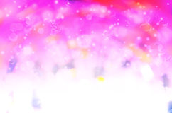 Pink abstract with bubble and circles background Royalty Free Stock Photos