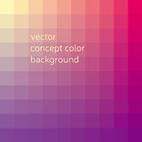 Pink abstract concept geometry background. With squire shapes. color gradient vector illustration for background, wallpaper, covers, flayer backdrop Stock Image